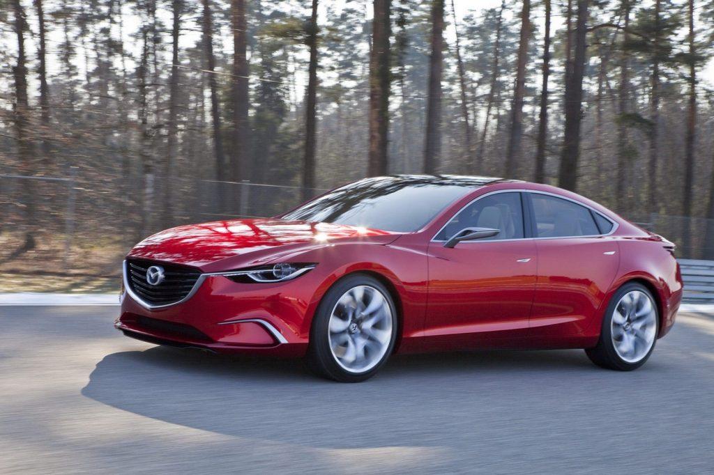 Диагностика и ремонт АКПП Mazda - В движении