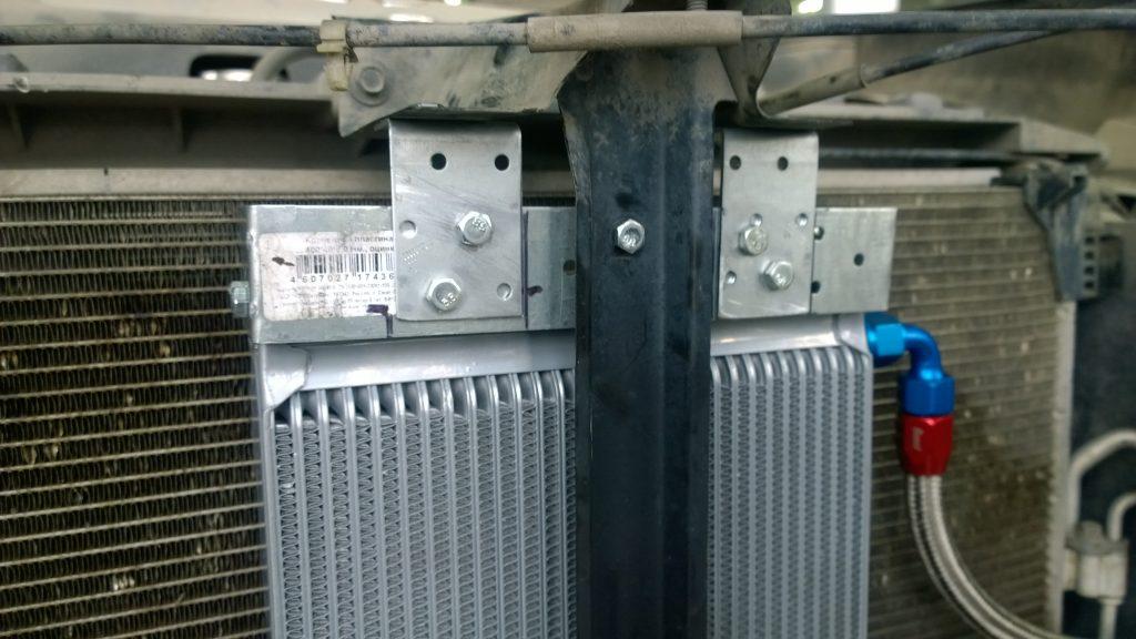 Установка дополнительного радиатора АКПП - Ремонт АКПП в Москве в TSG