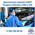Диагностика и ремонт АКПП Peugeot - Осмотр - Ремонт АКПП в Москве - AKPP-DVS.RU