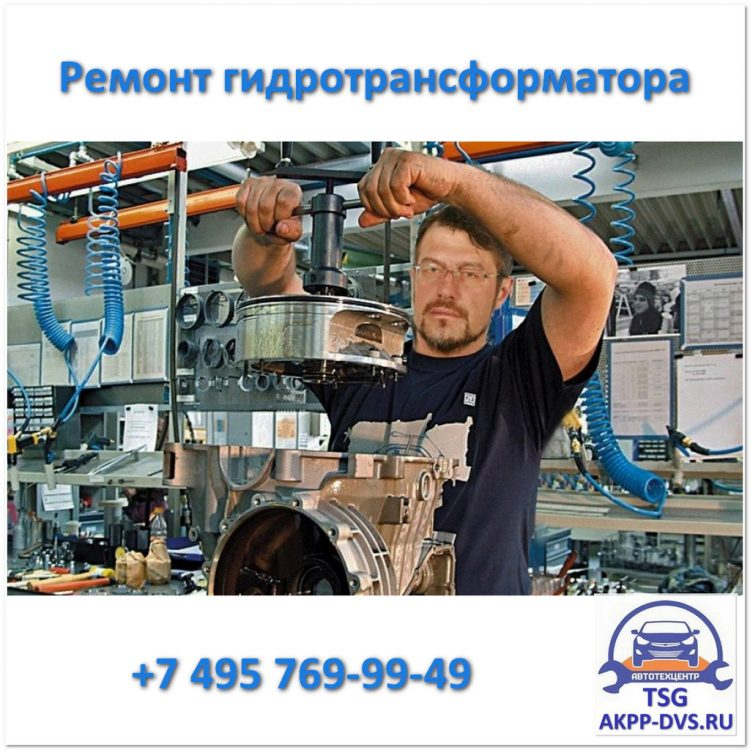 Руководитель TSG - АКПП в Москве - AKPP-DVS.RU