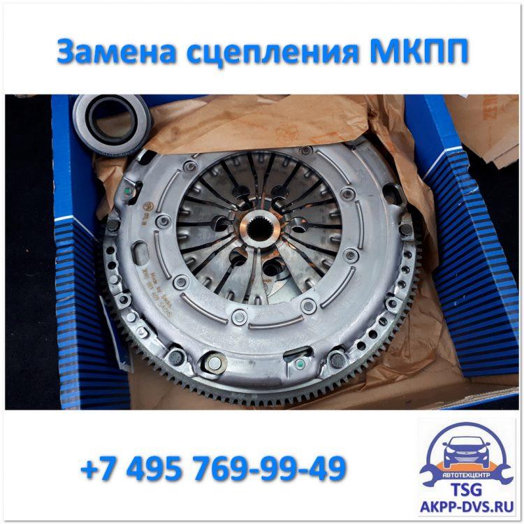 Замена сцепления МКПП - Комплект - Ремонт АКПП в +7 495 769-99-49 - AKPP-DVS.RU