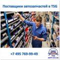 Поставщики автозапчастей в TSG - Склад - Ремонт АКПП в Москве - AKPP-DVS.RU